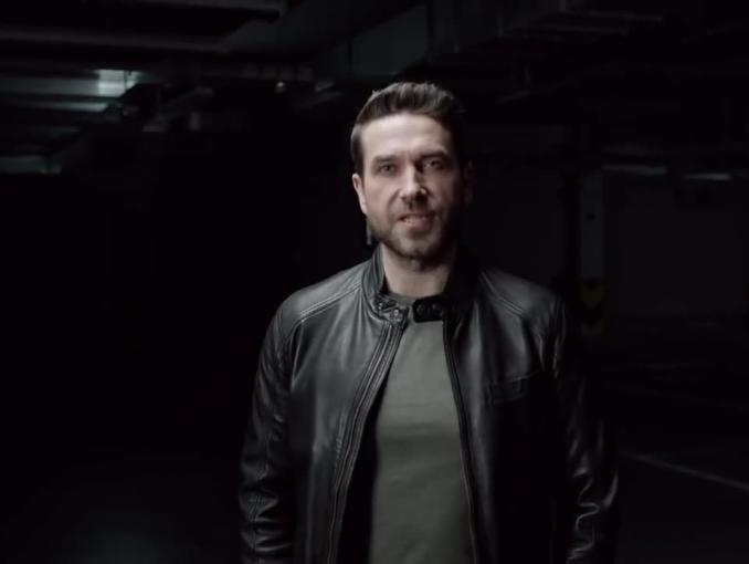 Marcin Dorociński reklamuje Opla Grandland X