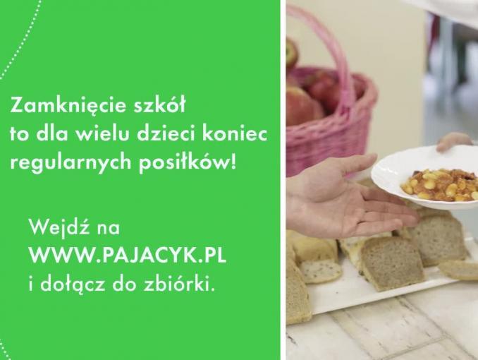 """""""Pajacyk działa bez przerwy """" - apel Polskiej Akcji Humanitarnej"""